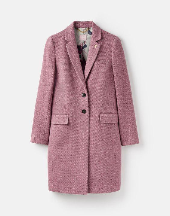 JOULES | CHELTENHAM Tweed Coat