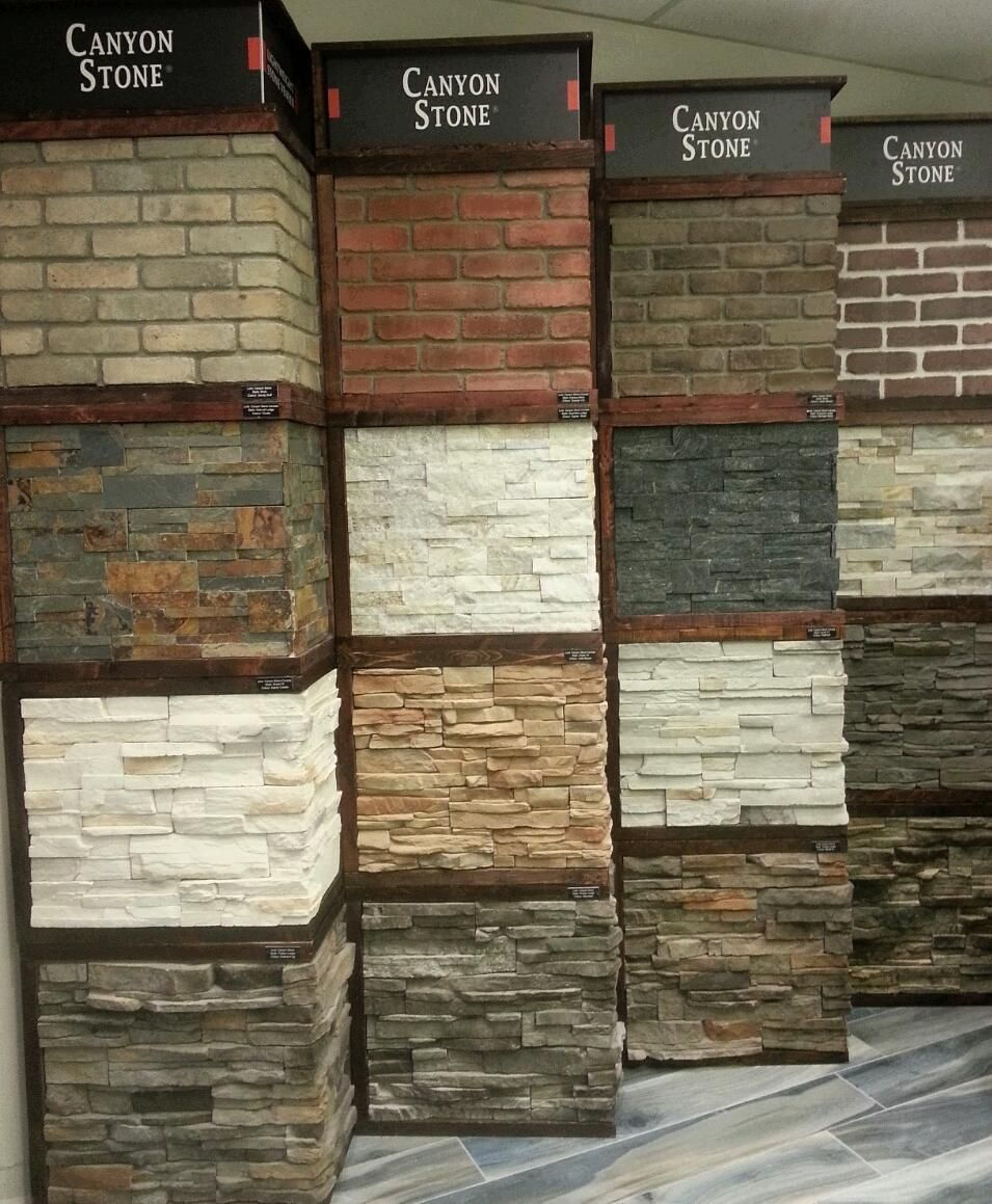We Now Carry Canyon Stone Available In Various Lightweight Manufactured Stone Fww