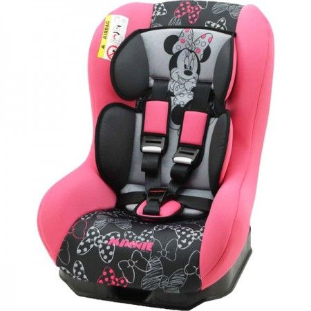 Disney || ✓ Disney Nania Safety Plus NT Car Seat Group 0 1 - 0 18