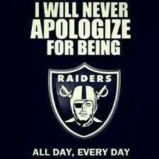 Pin by from this apache on oakland raiders 4 life pinterest no matter what them haters say i will always be a raiders fan true fans never jump ship voltagebd Image collections