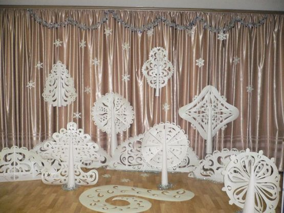 44Своими руками оформление музыкального зала в детском саду на юбилей детского сада
