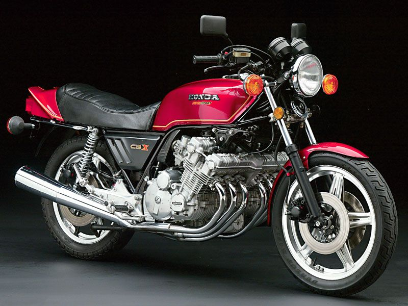 honda cbx 1050 a beautiful motorcycle with one of the smoothest rh pinterest com 1981 Honda CM400 Motorcycle 1981 Honda CM400 Bobber