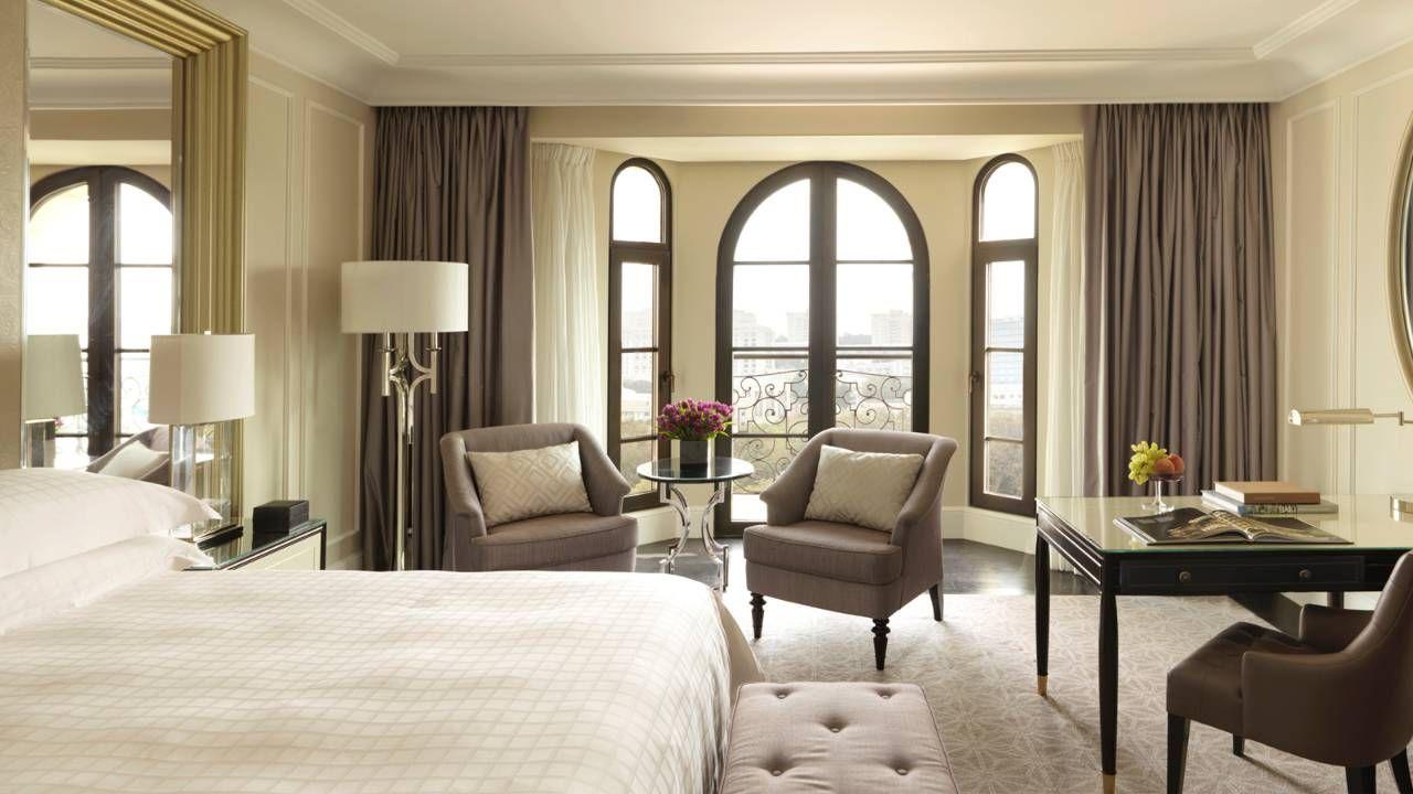 Deluxe Caspian Room Luxury Hotel Baku Four Seasons Hotel Baku Luxury Hotels Interior Luxury Rooms Luxurious Bedrooms