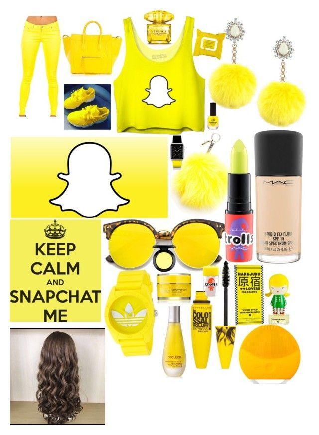Mac cosmetics snapchat