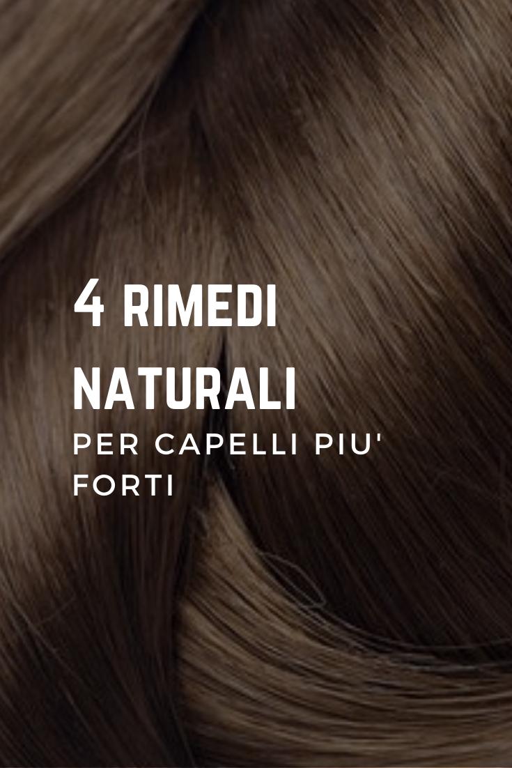 cure naturali per capelli