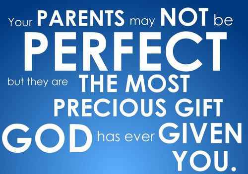 Honor Thy Father And Thy Mother Love Your Parents Quotes Parents Day Quotes Parents Quotes Funny