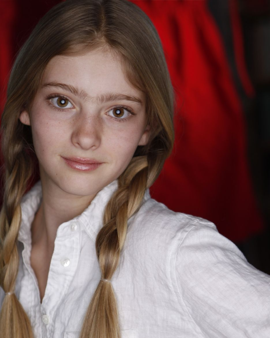 willow shields 2016