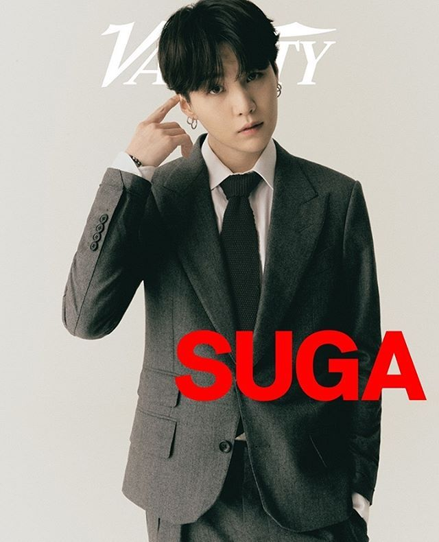 Variety On Instagram This Year Bts Is Eligible For Record Of The Year Among Other Categories At The Grammys Nomination Ballots In 2020 Suga Min Yoongi Min Suga
