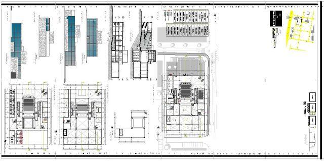 Plan Autocad d\u0027un Théâtre dwg AutoCAD and Architecture - logiciel plan de maison