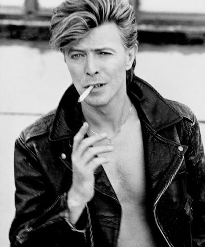 David Bowie / Bowie by Ritts