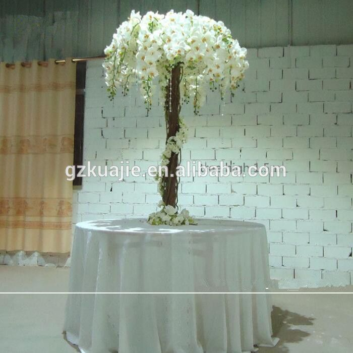 Artificial Cherry Blossom Tree Wedding Table Centerpieces Photo Detailed About