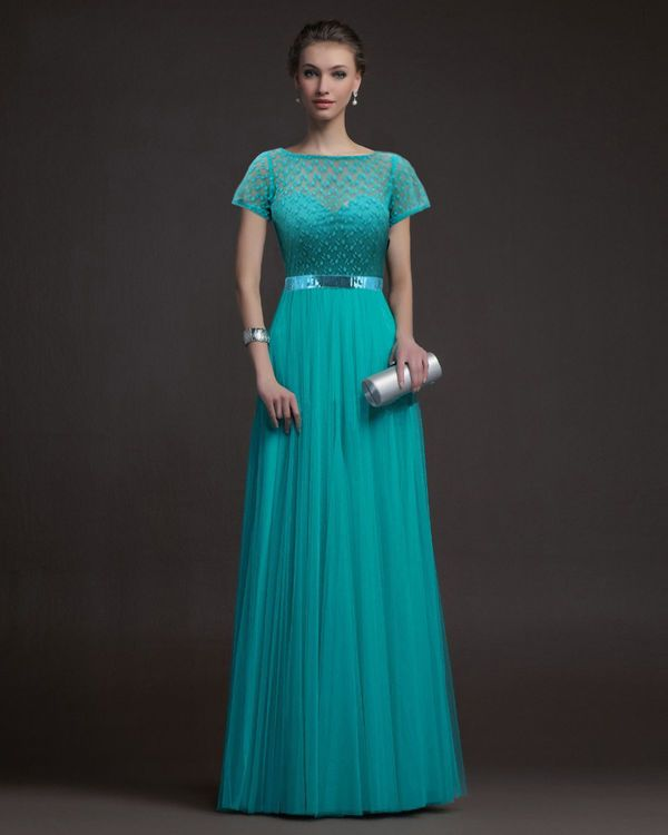 Ladies fashion gowns and dresses