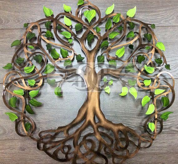 Baum des Lebens unendlich Baumes Wall von HumdingerDesignsEtsy