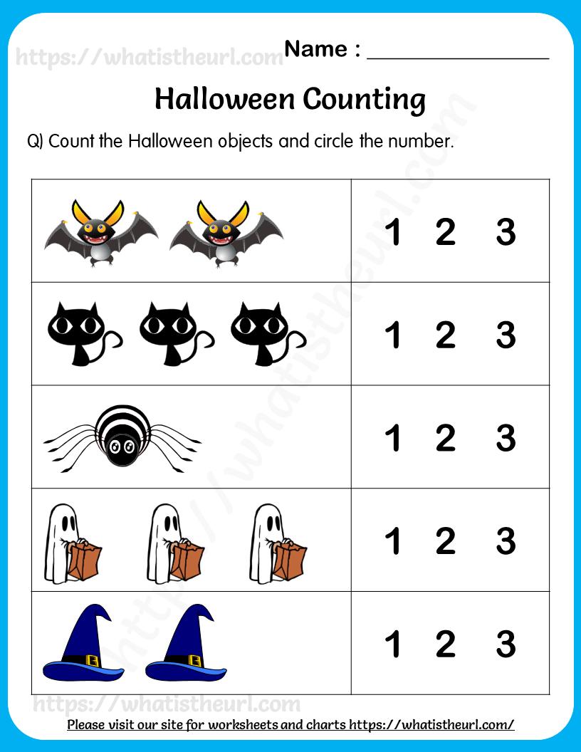 Halloween Math Worksheets for Grade 1   Halloween math worksheets [ 1056 x 816 Pixel ]