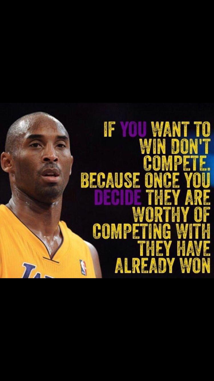 Kobe Bryant Quotes Beauteous Kobe Bryant  Kobe  Pinterest  Kobe And Kobe Bryant Decorating Design