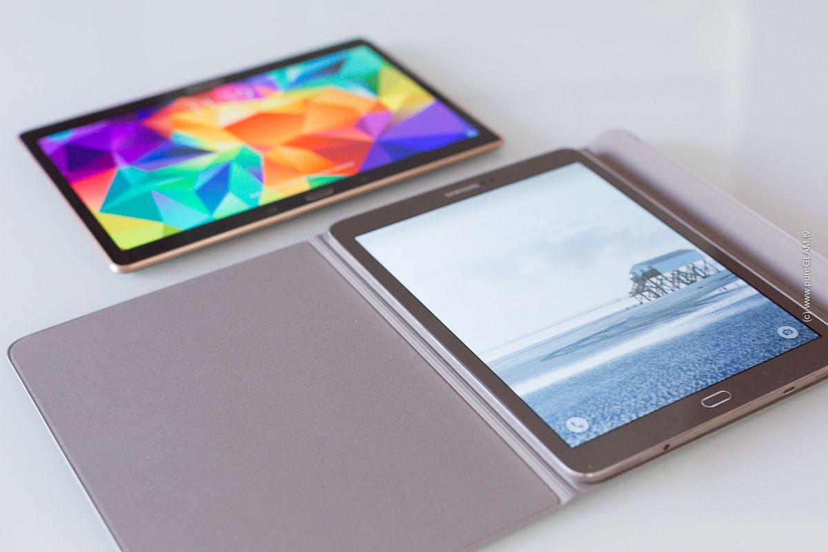 Braucht man ein Tablet? Test des Samsung Galaxy Tab S2