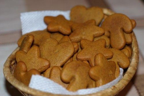 Печенье из свежего имбиря