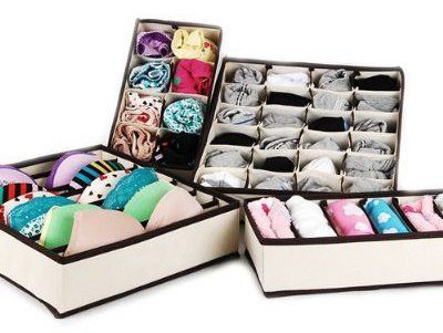Awesome Box Lingerie Storage