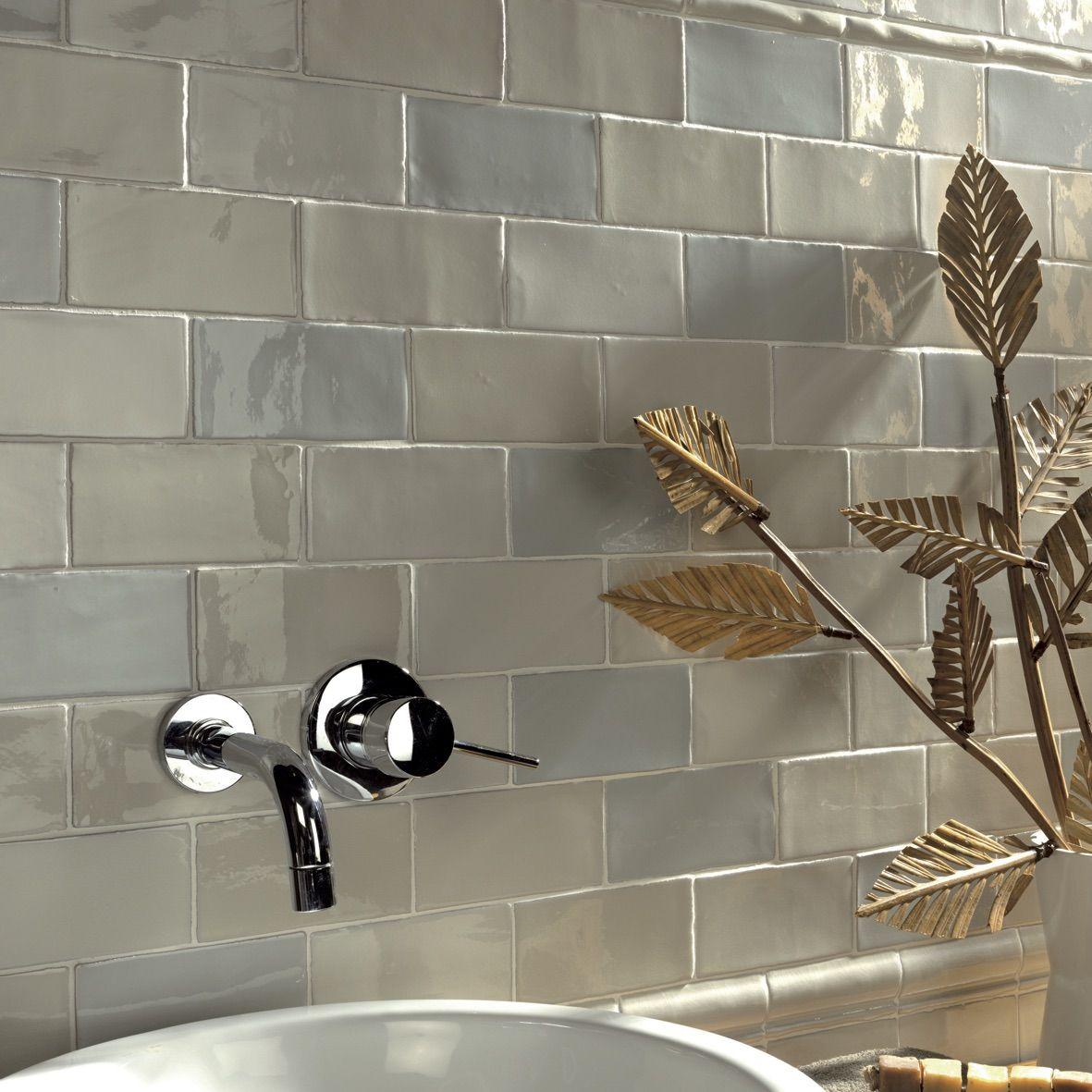 Transformez votre salle de bain en espace zen choisissez une fa ence claire dans des teintes - Faience salle de bain zen ...