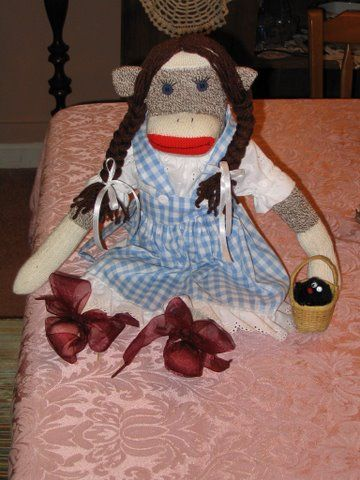 Another view of Dorothy Gale