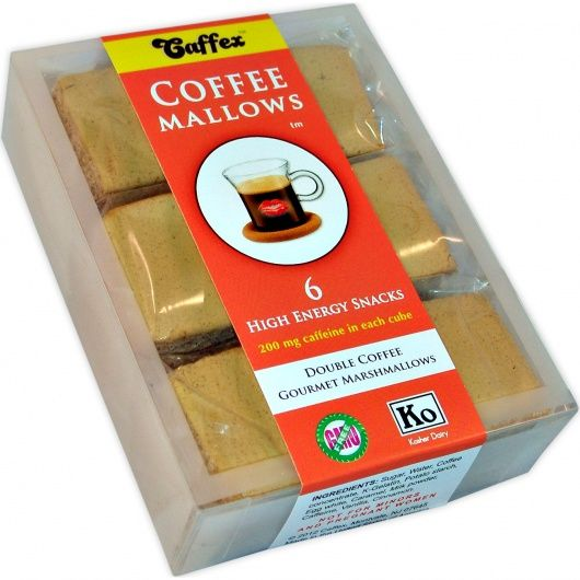 CoffeeMallows™ 6-Pack Double Coffee Marshmallows