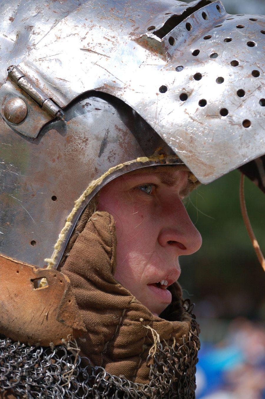 medieval fighter by M-n-M-s.deviantart.com on @deviantART