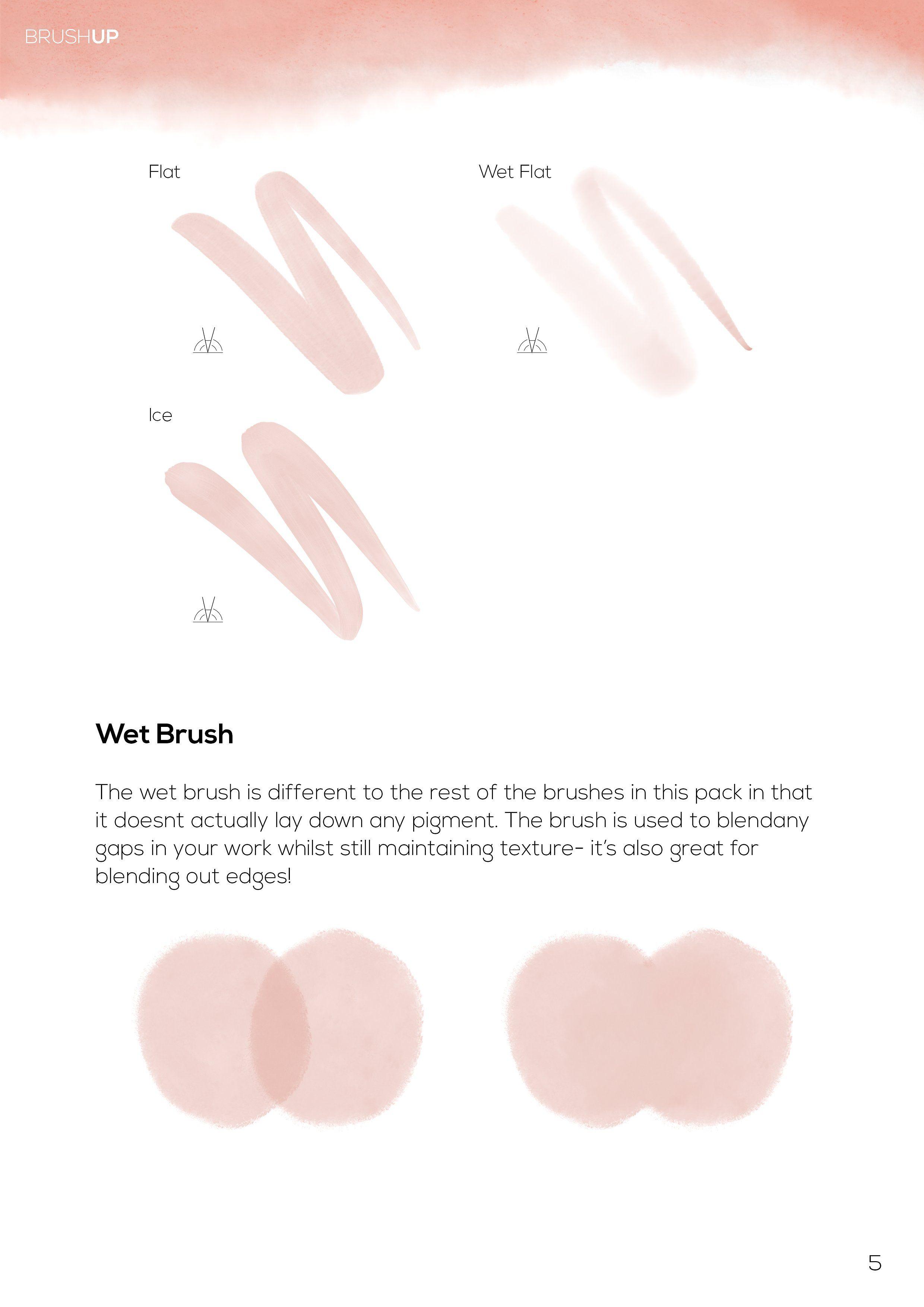 351 Free Procreate Brushes Fresh New Best Procreate Brushes