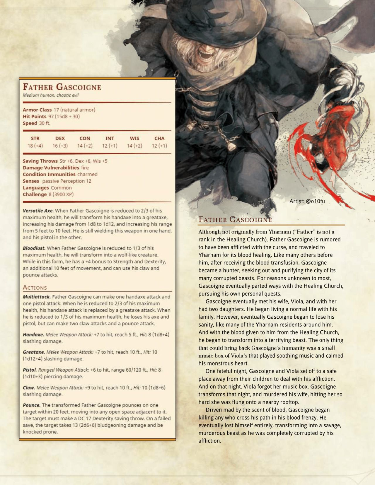 DnD 5e Homebrew (Search results for: CR 5-10)