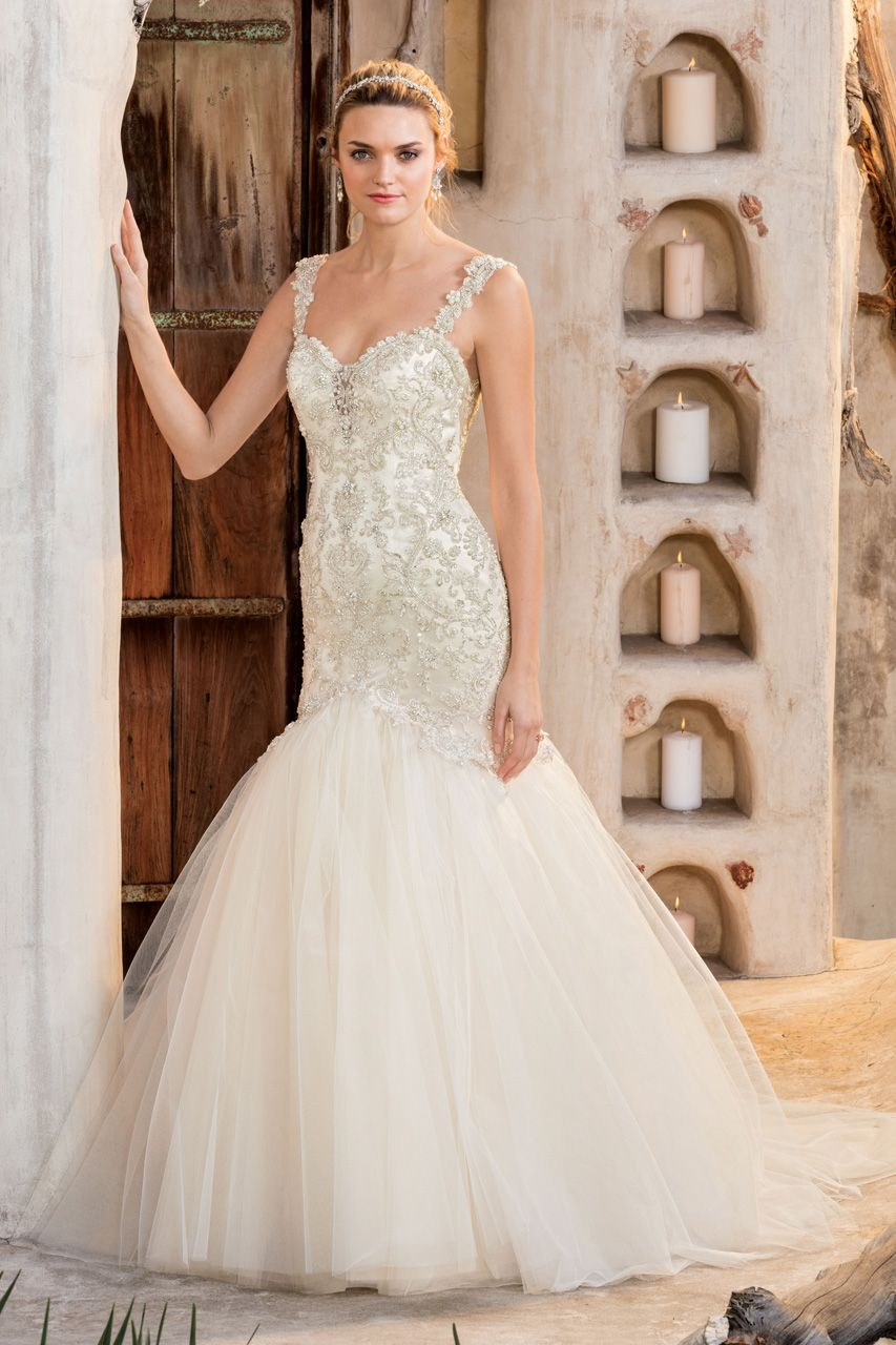 Wedding gown gallery casablanca gowns and wedding dress
