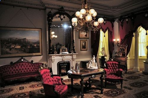 50 Gothic Designed Living Rooms And Decorating Ideas Victorian