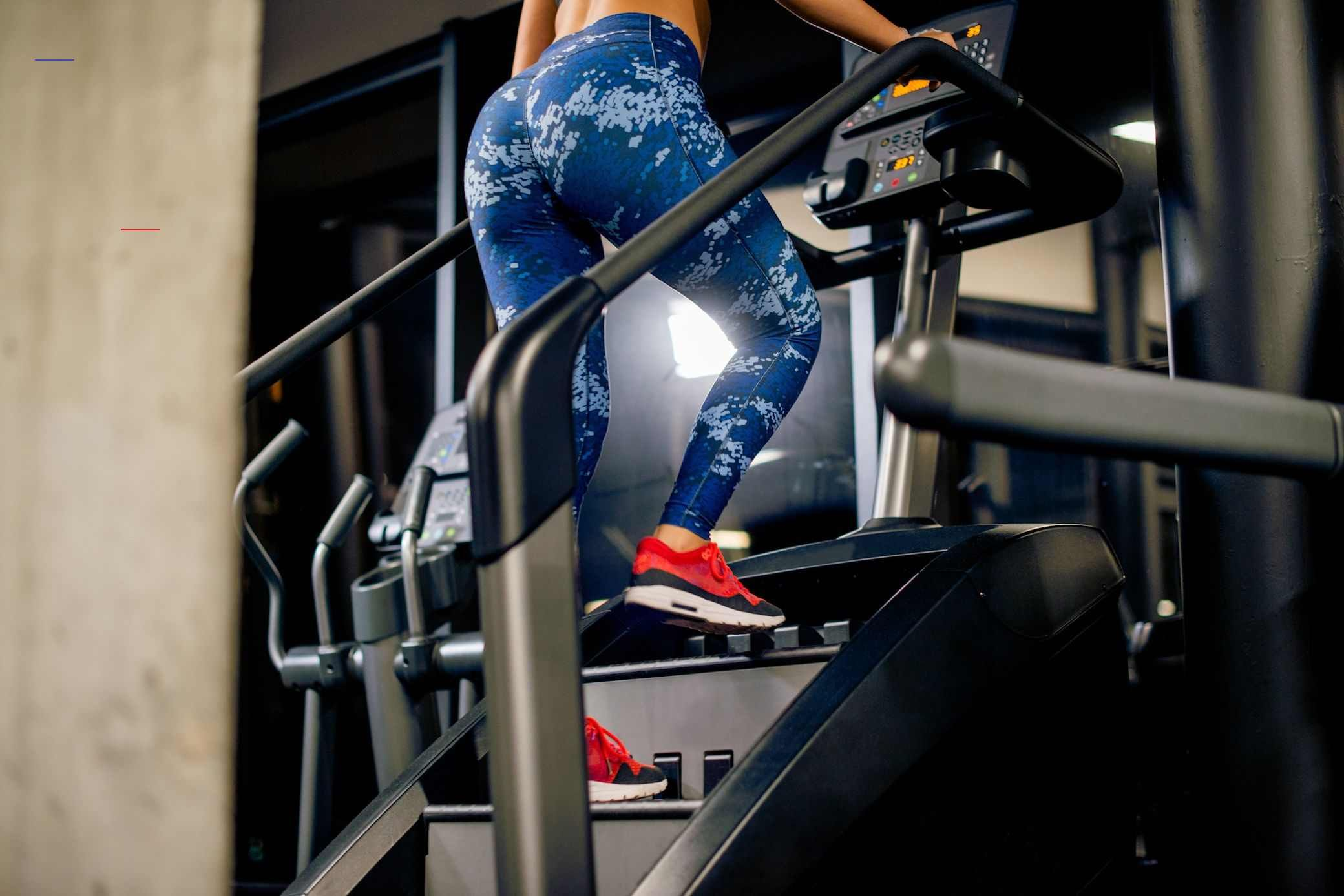 fitness treppe