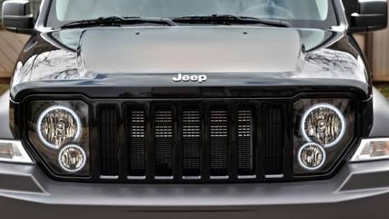 2012 Jeep Liberty Headlights And Tail Lights Jeep Liberty 2012