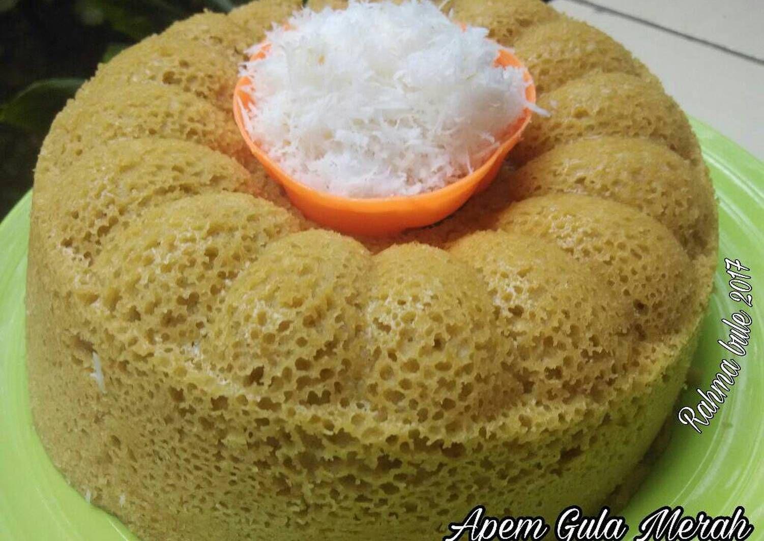 Resep Kue Apem Gula Merah Oleh Rahma Bule Resep Kue Kismis Resep Kue Resep
