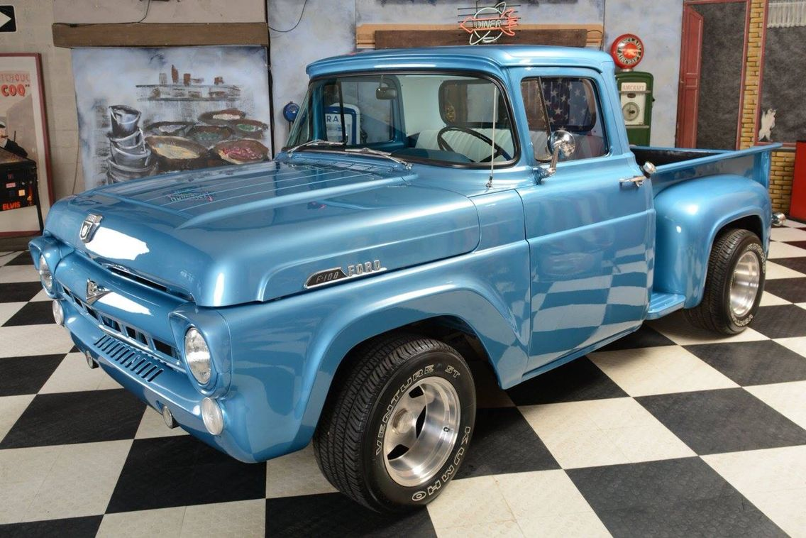 1957 F-100 Ford Truck