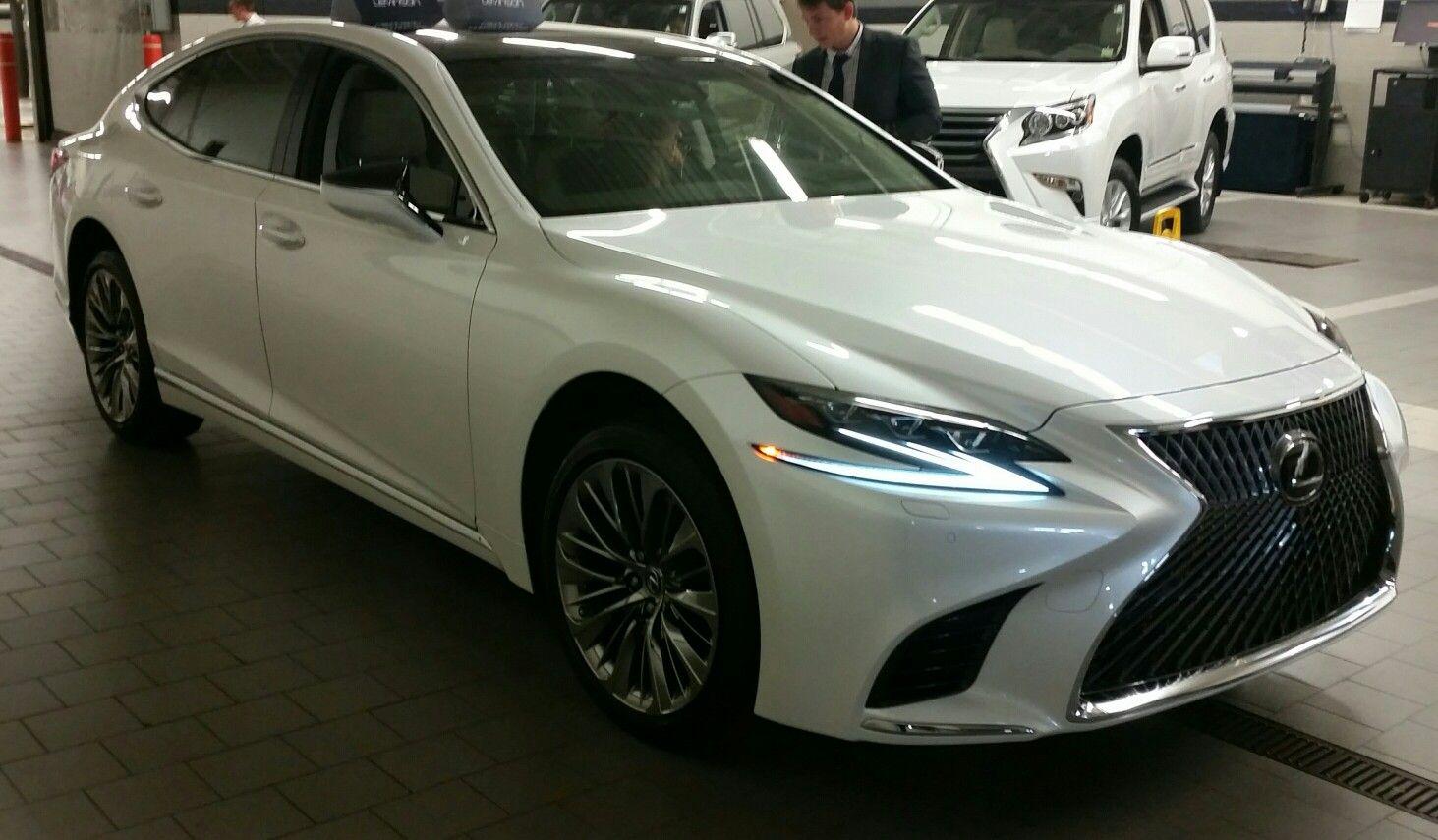 Coming soon 2018 Lexus LS500 Lexus, Sports car, Bmw car