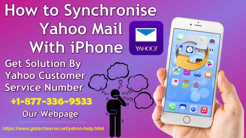 How to Synchronise Yahoo Mail With iPhone Yahoo Mail