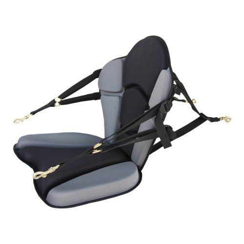 Gts Expedition Molded Foam Kayak Seat No Pack Most Comfortable
