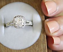 9 Beautiful Engagement Rings with a Hidden Secret