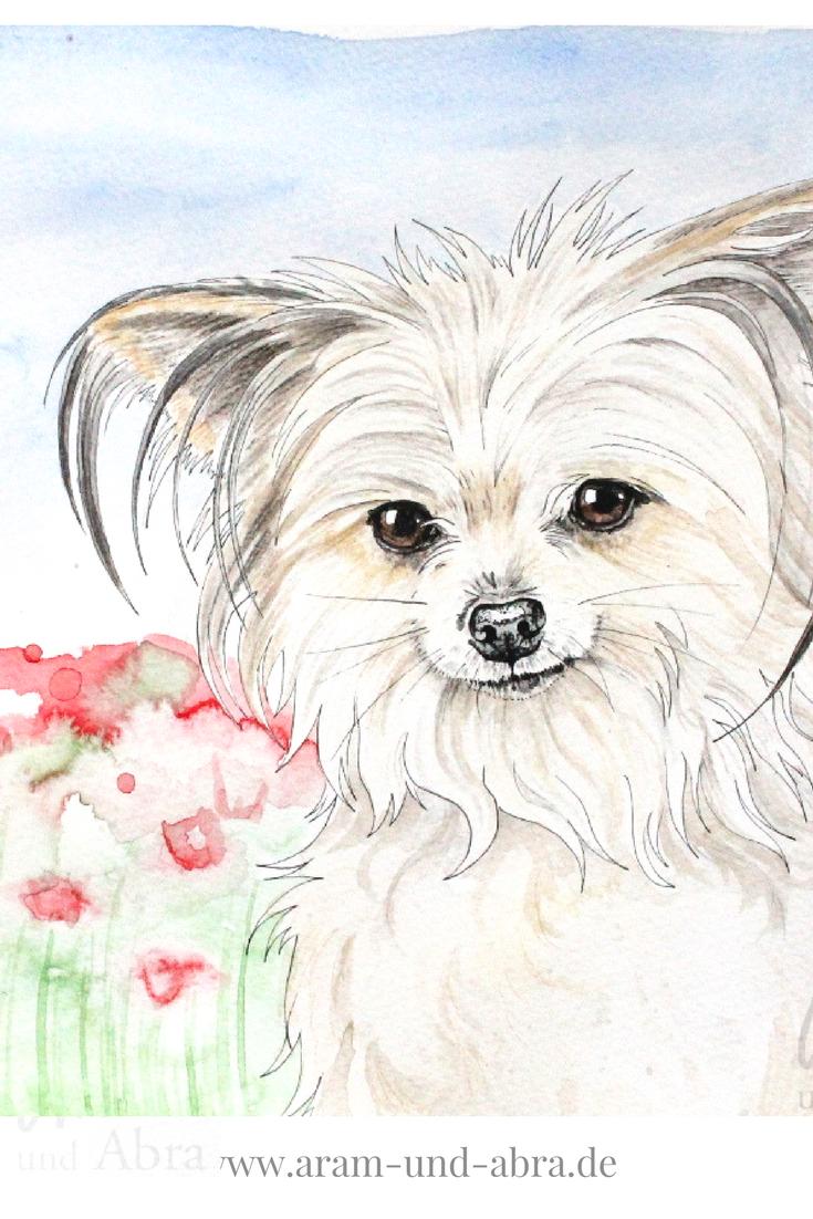 Hund Malen Lassen Das Musst Du Uber Die Verschiedenen Moglichkeiten Wissen Hund Malen Hunde Und Hund Zeichnungen