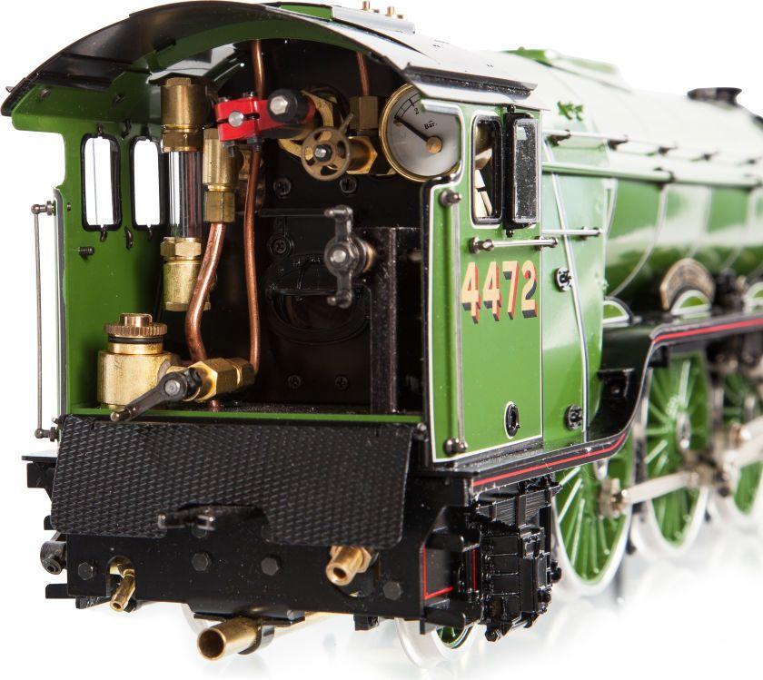 4 6 2 Pacific Locomotive – Jerusalem House
