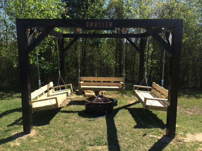 13 Easy and Inviting DIY Fire Pit Ideas for Your Backyard -   24 small garden fire pit ideas