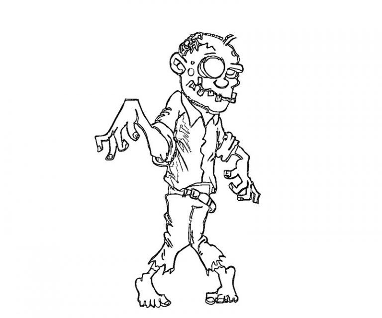 Free Printable Zombies Coloring Pages For Kids In 2021 Cartoon Coloring Pages Bunny Coloring Pages Halloween Coloring Pages