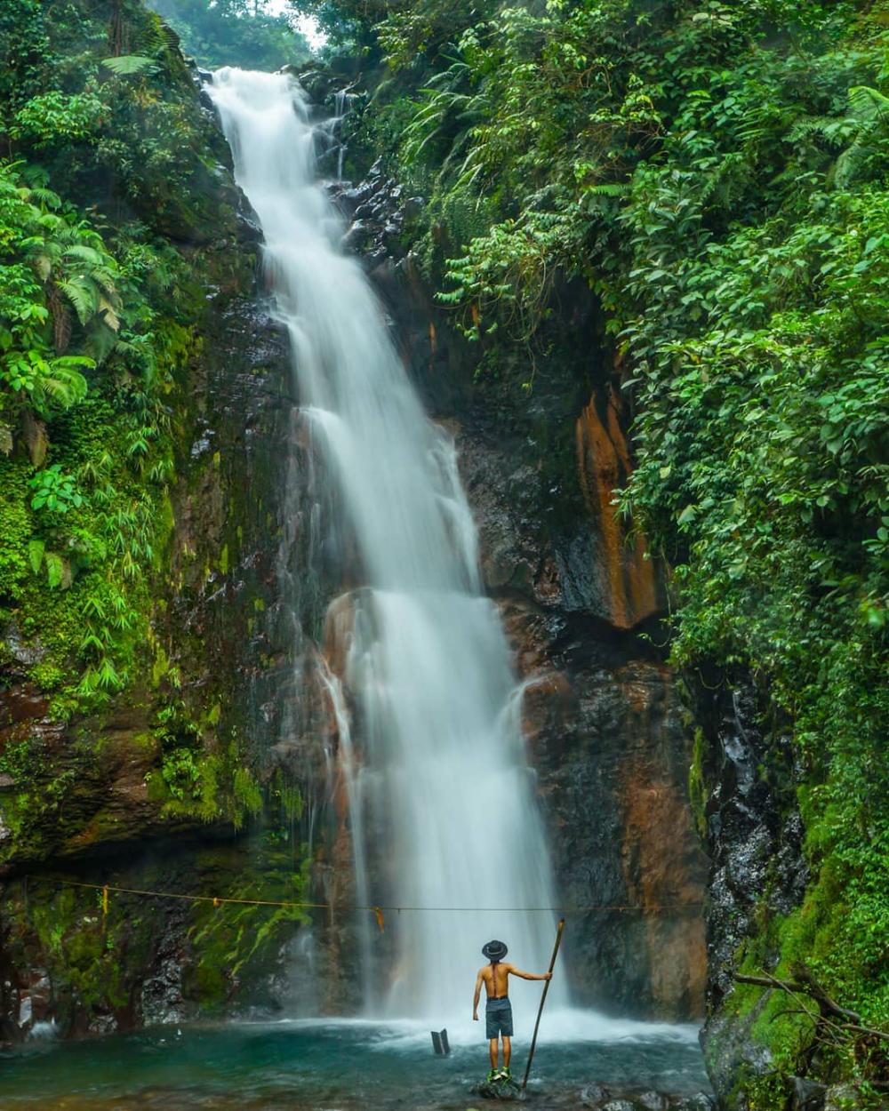 Curug Cigamea Bogor Di 2020 Luar Ruangan Air Terjun Bawah Air