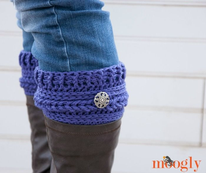 Ups and Downs Boot Cuffs | Calcetines - Calentadores | Pinterest ...