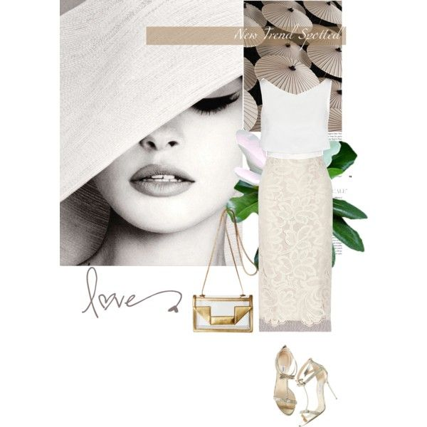 """""""New trend spotted"""" by laonela on Polyvore"""