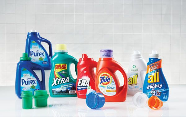 10 Worst Laundry Detergents For You And The Environment