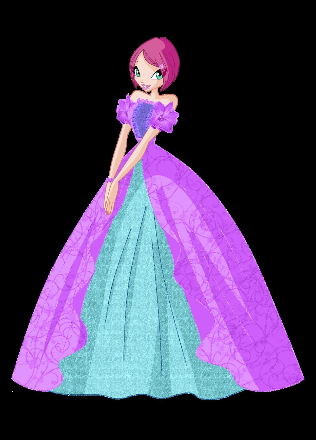 Dress up winx club - Winx Club Roxy Dress The Winx Club Tecna