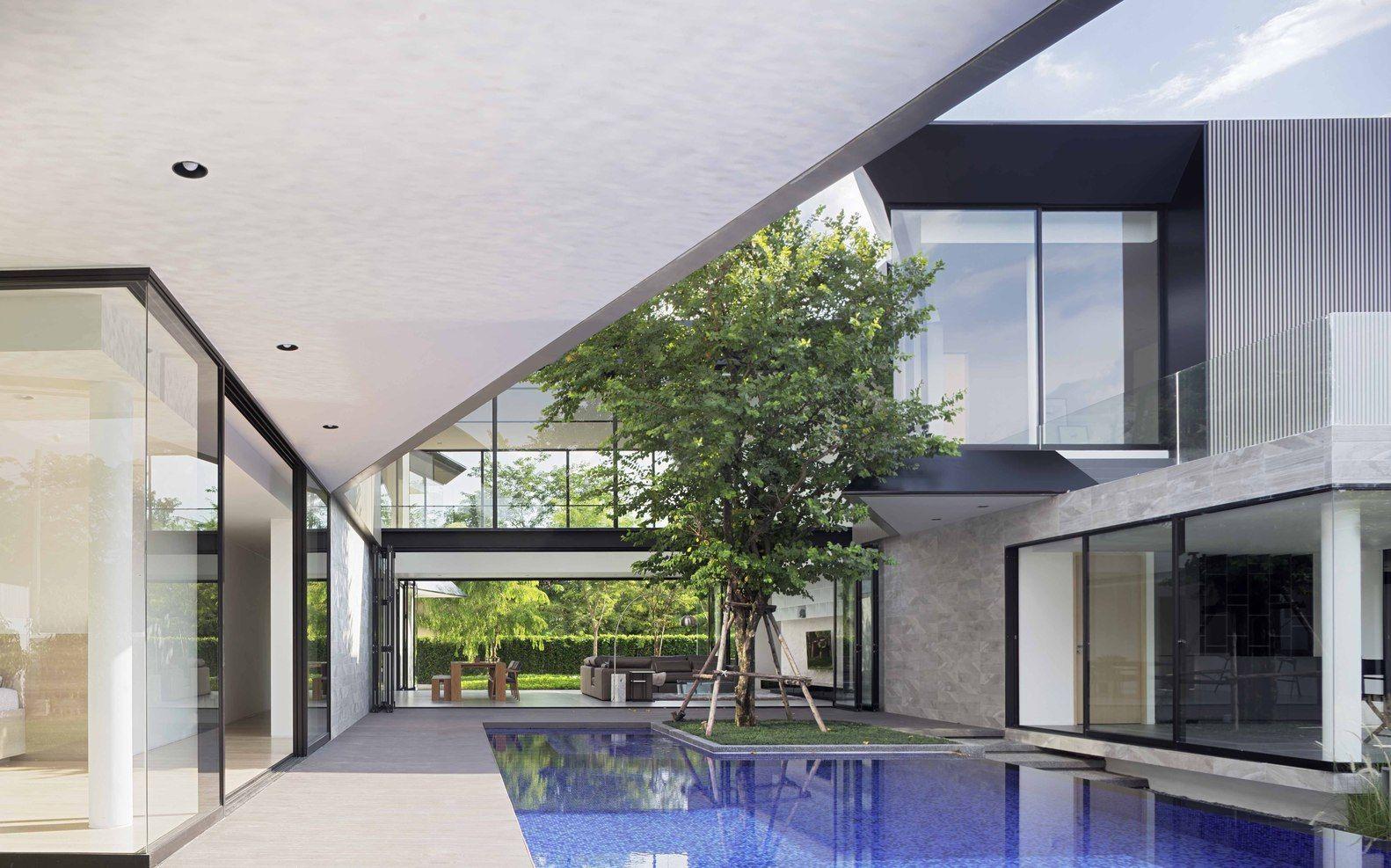 Gallery of Aluminium House Ayutt and
