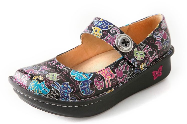 Alegria Shoes Paloma WoBest Friend | Cat shoes, Alegria