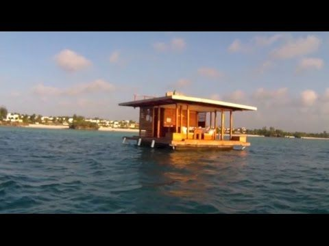 mix reacts manta resort underwater room tour and review manta rh pinterest com